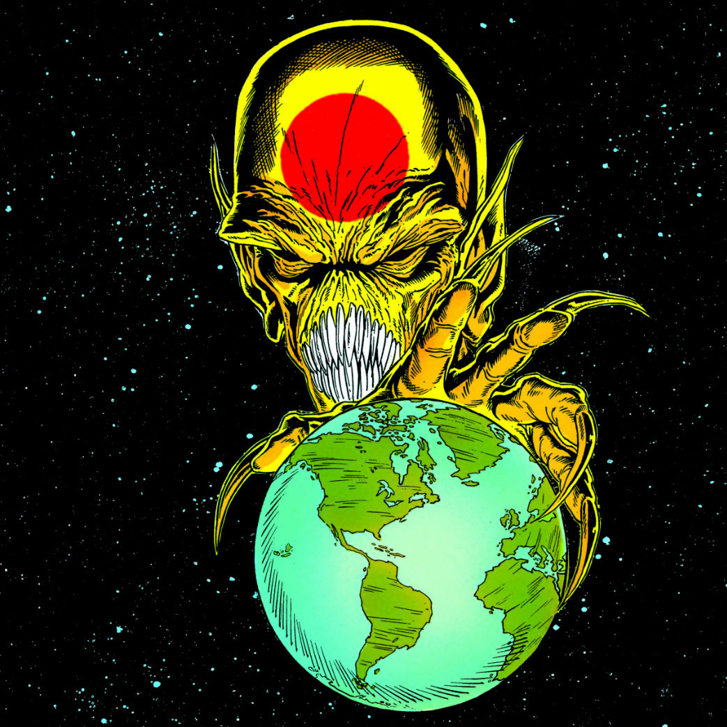 The Dominators Set As Villains For CW's Crossover Event