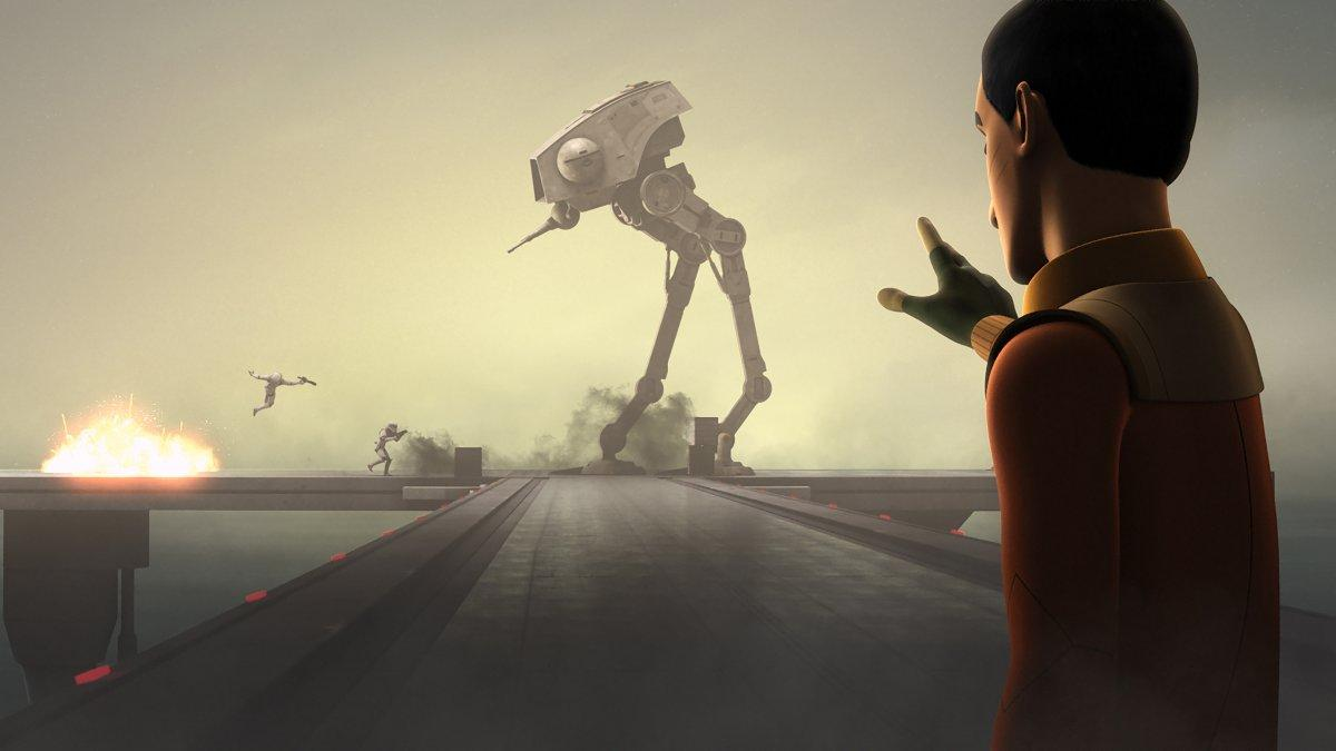 'Star Wars Rebels' Season 3 Premiere Spoiler Review
