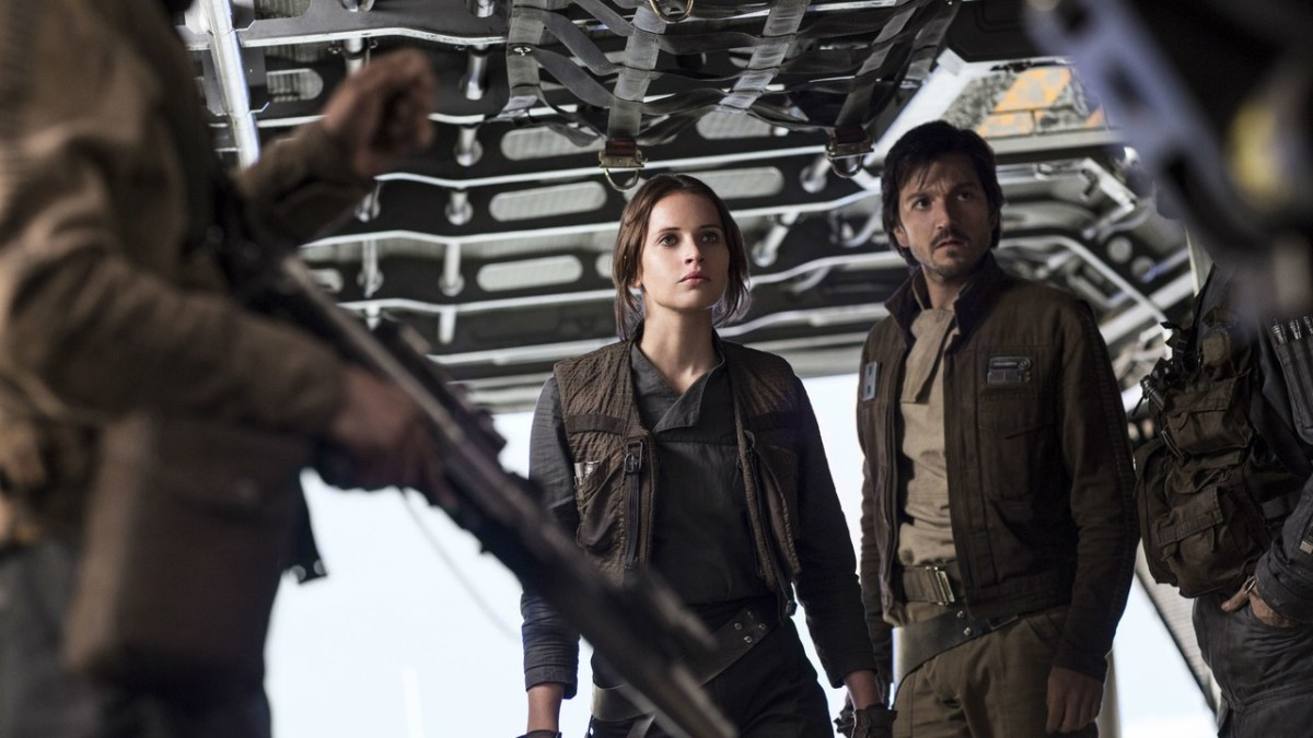 Two New 'Rogue One' International TV Spots; New Dolby Cinema Poster