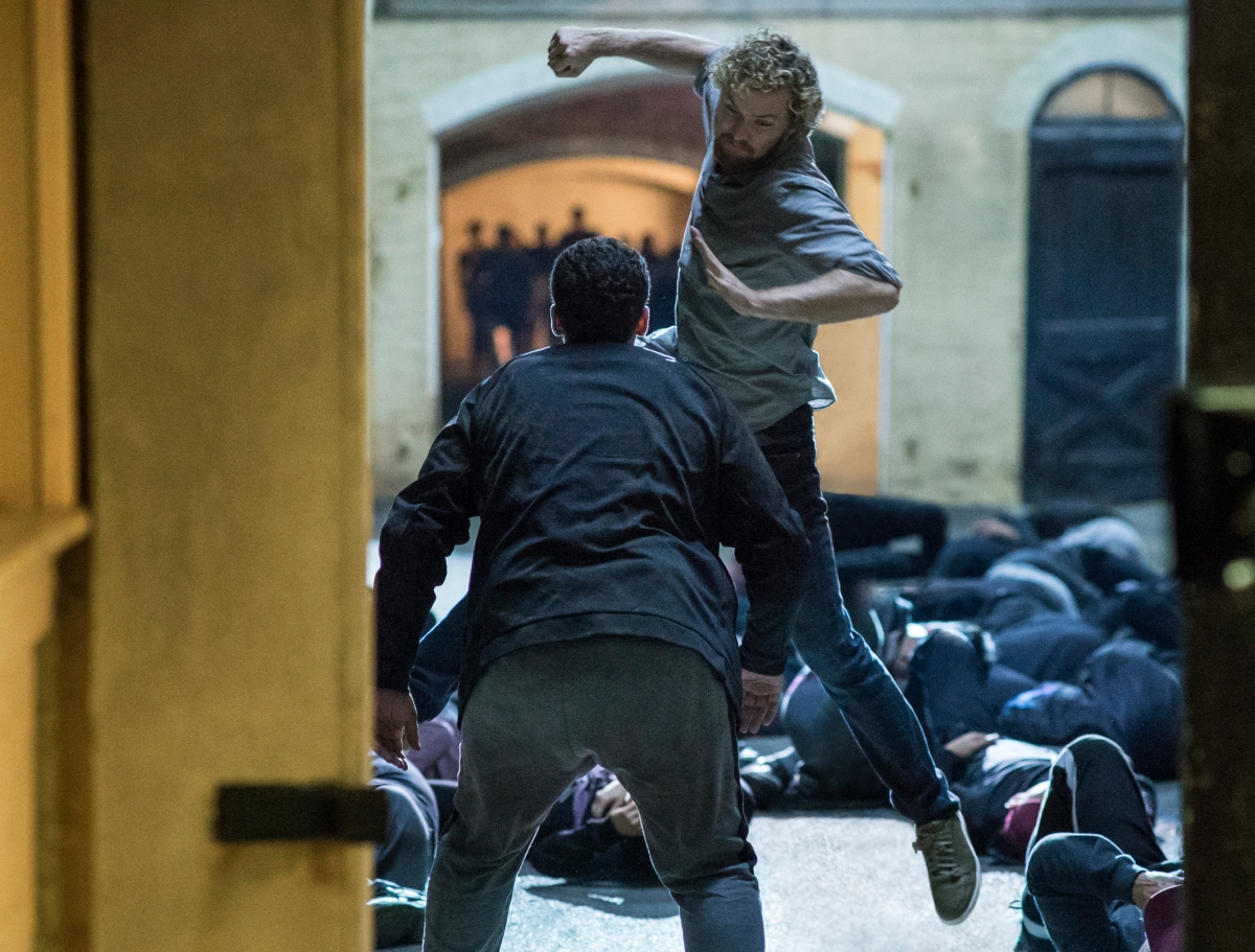NYCC 2016: 'Iron Fist' Teaser Trailer; Sigourney Weaver Joins 'The Defenders'