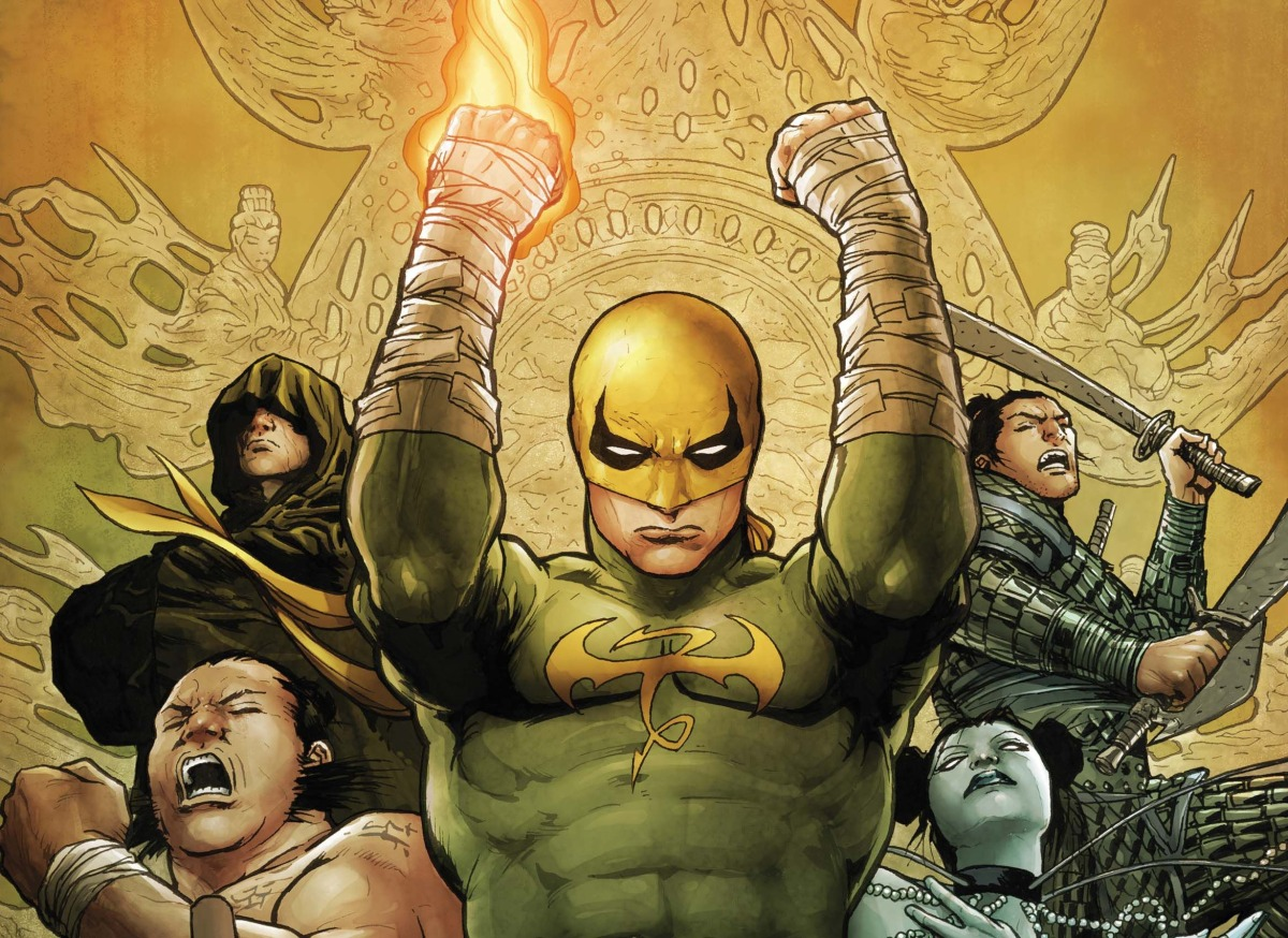 'Iron Fist' Announcement Teaser