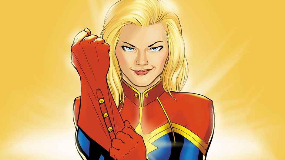 'Captain Marvel': Origin Story Confirmed