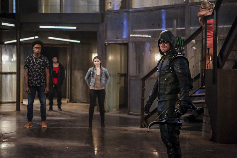 "'Arrow': ""The Recruits"" Review"