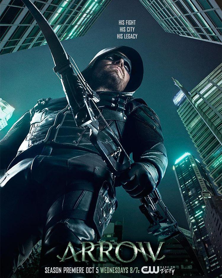 arrow-season-5-poster