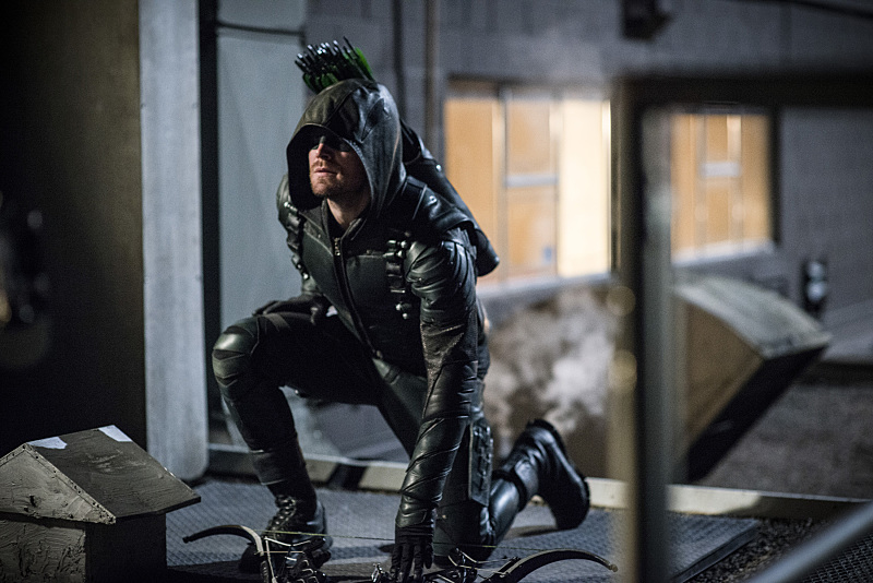 "'Arrow': ""A Matter of Trust"" Spoiler Review"