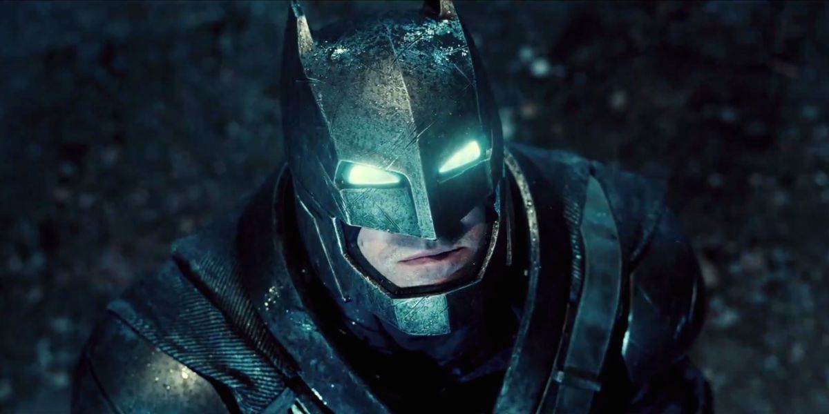 Solo 'Batman' Film Gets a Title