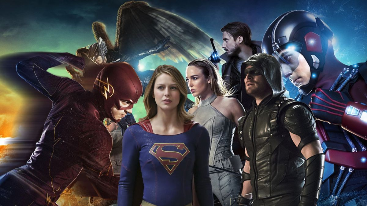 The CW Renews 'Arrow', 'The Flash',  'Supergirl', 'Legends of Tomorrow', and More
