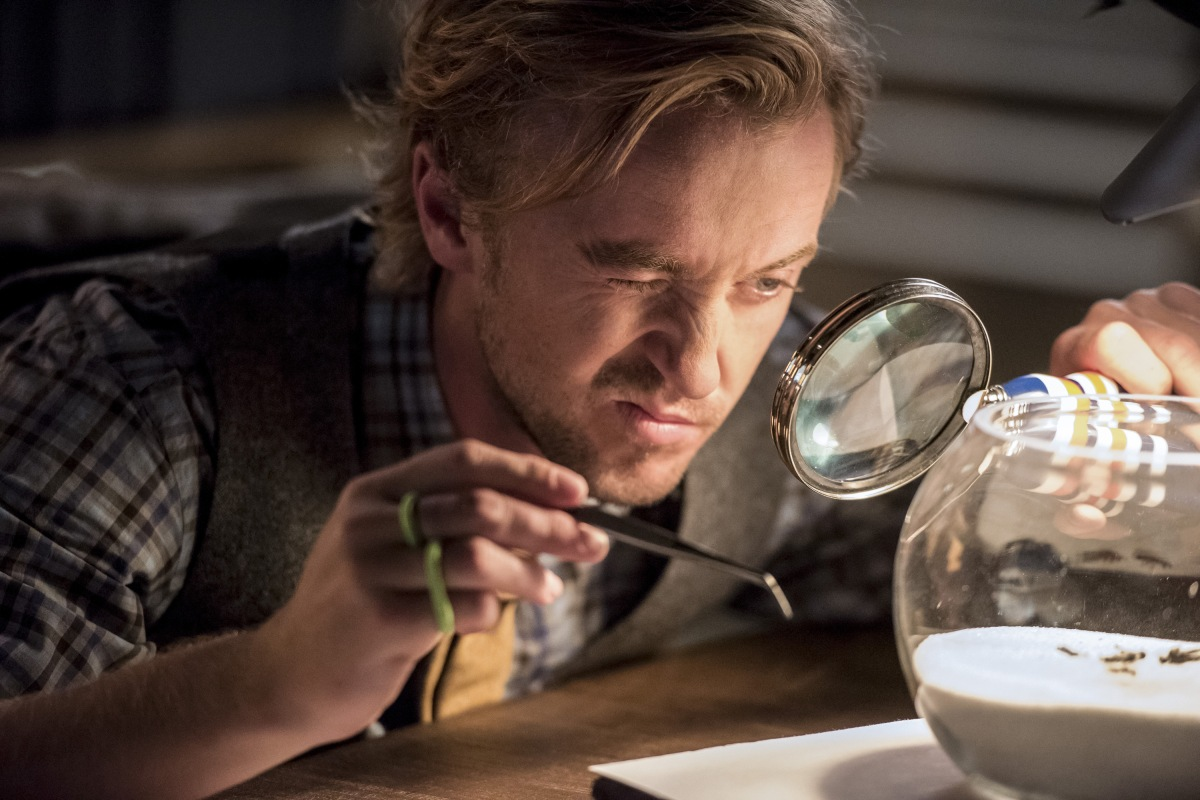 'The Flash': Enter Tom Felton