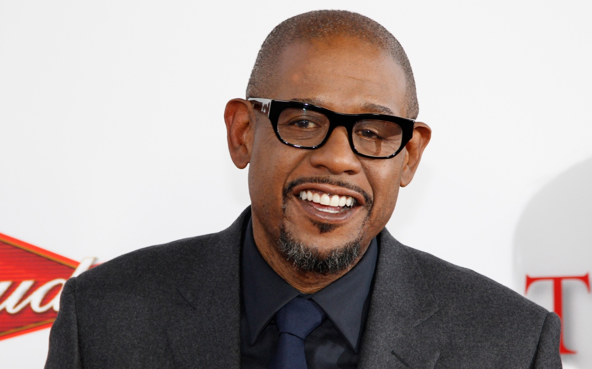 Marvel Adds Forest Whitaker to 'Black Panther'