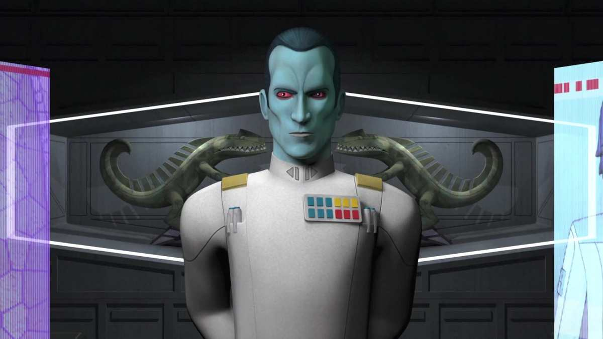 'Star Wars Rebels': Hera's Heroes Clip