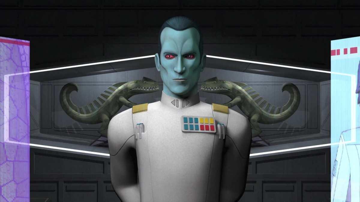 'Star Wars Rebels': Hera's HeroesClip