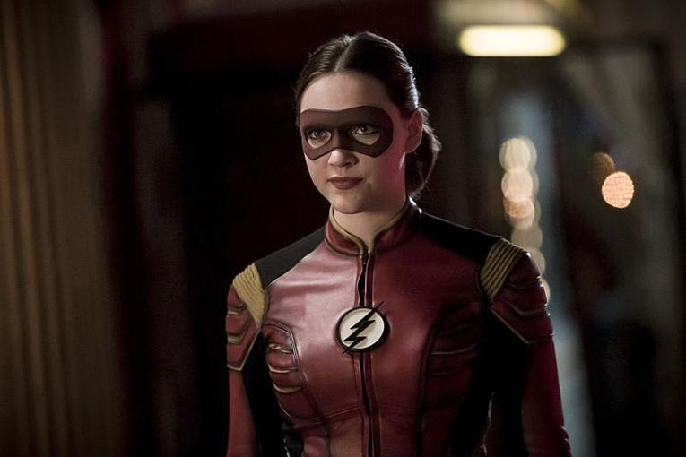 'The Flash': First Look at Jesse Quick in Costume