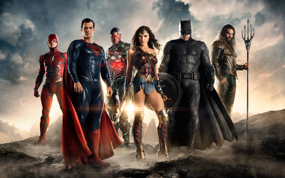 NYCC 2016: 'Justice League' BTS Video