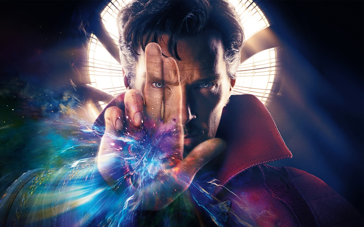'Doctor Strange': International Trailer