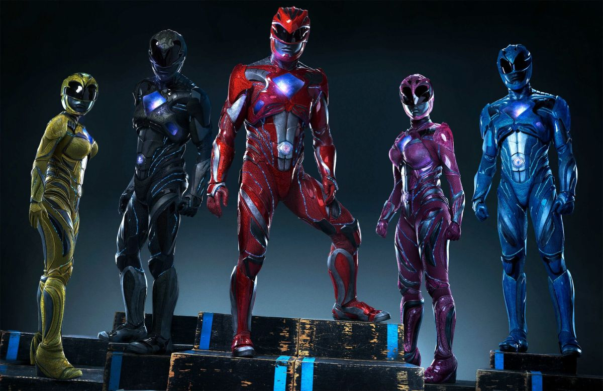 New 'Power Rangers' Posters Revealed