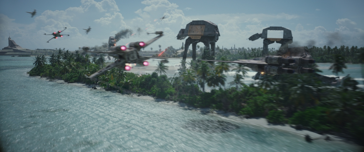 'Rogue One' Press Conference; Two New TV Spots Released