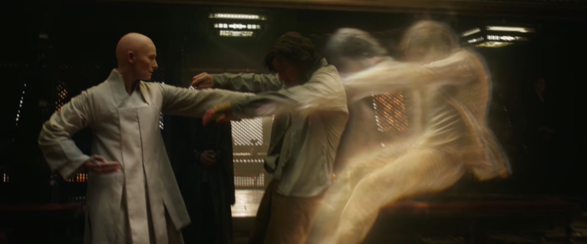 'Doctor Strange': Astral Form Clip Released