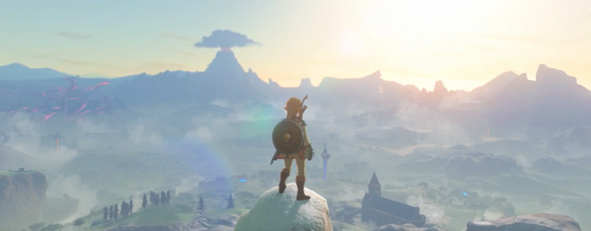 'The Legend of Zelda: Breath of the Wild' Stuns in Two NewTrailers