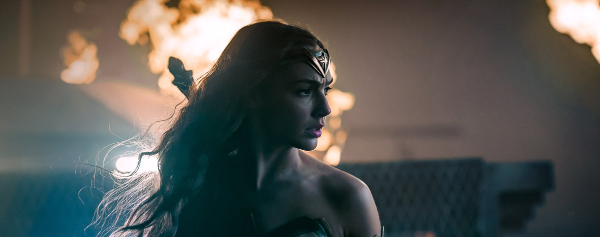 New Look at Wonder Woman in 'Justice League'