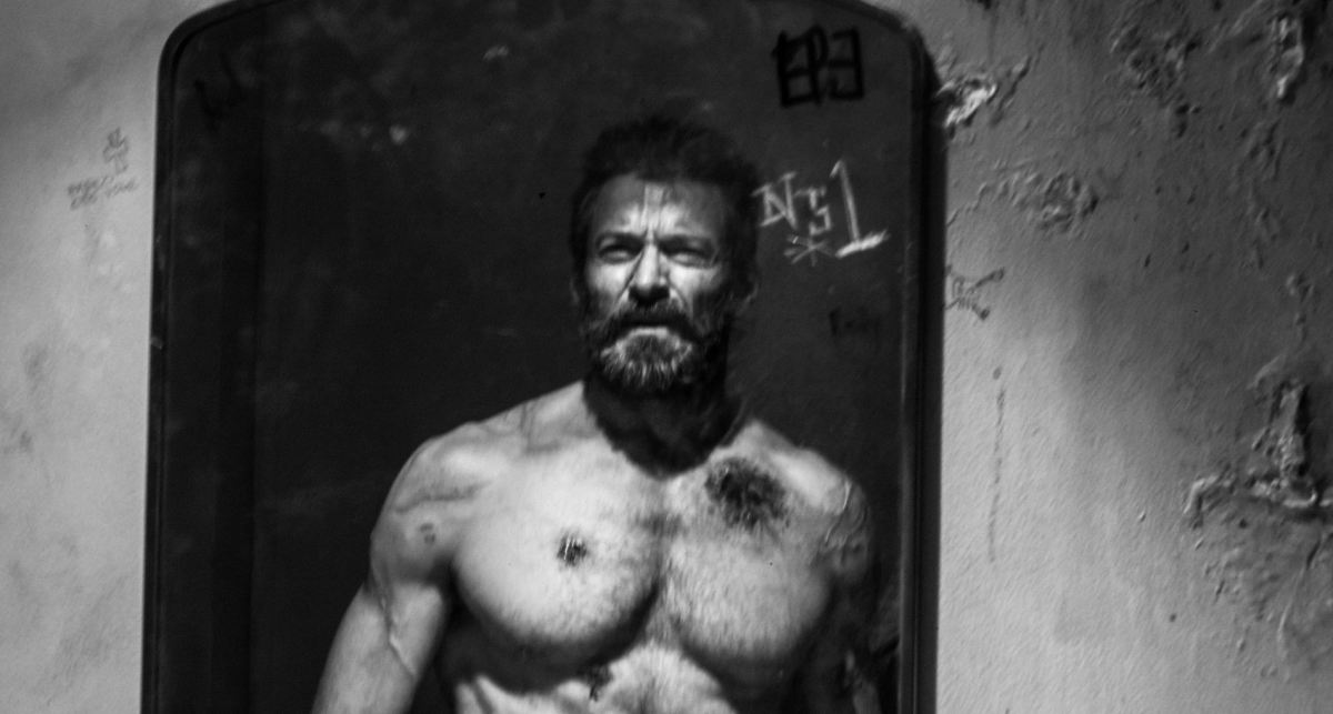 'Logan': Scar Tissue Coats New Image