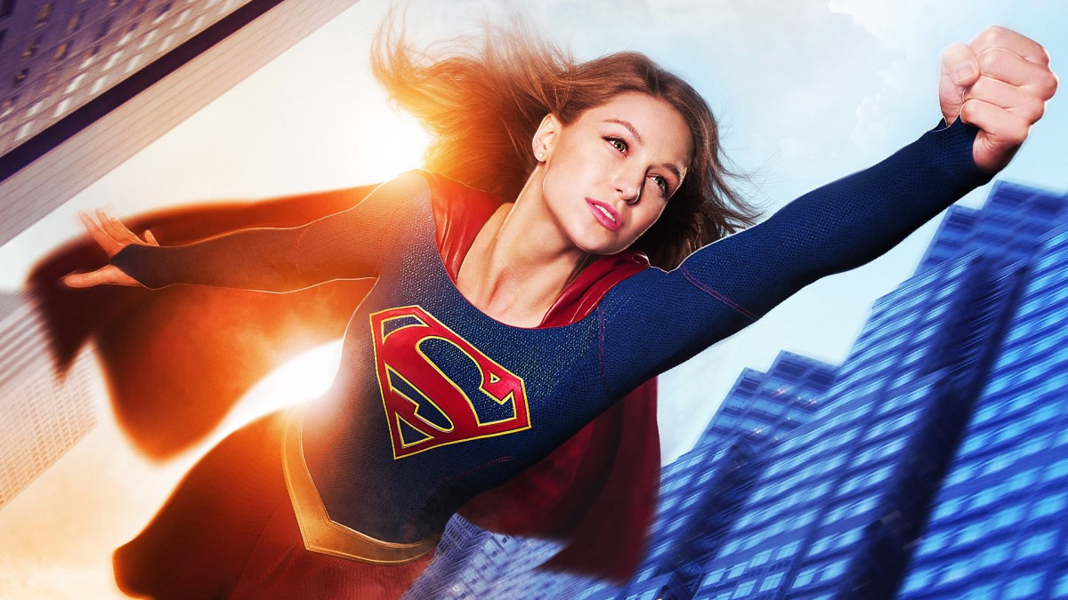 'Supergirl': Not to Merge With Arrowverse