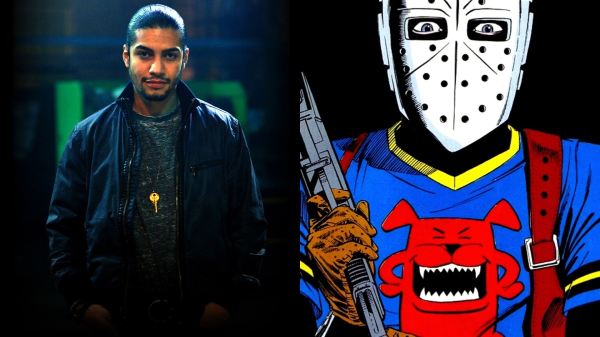 'Arrow': Wild Dog to JoinCrossover