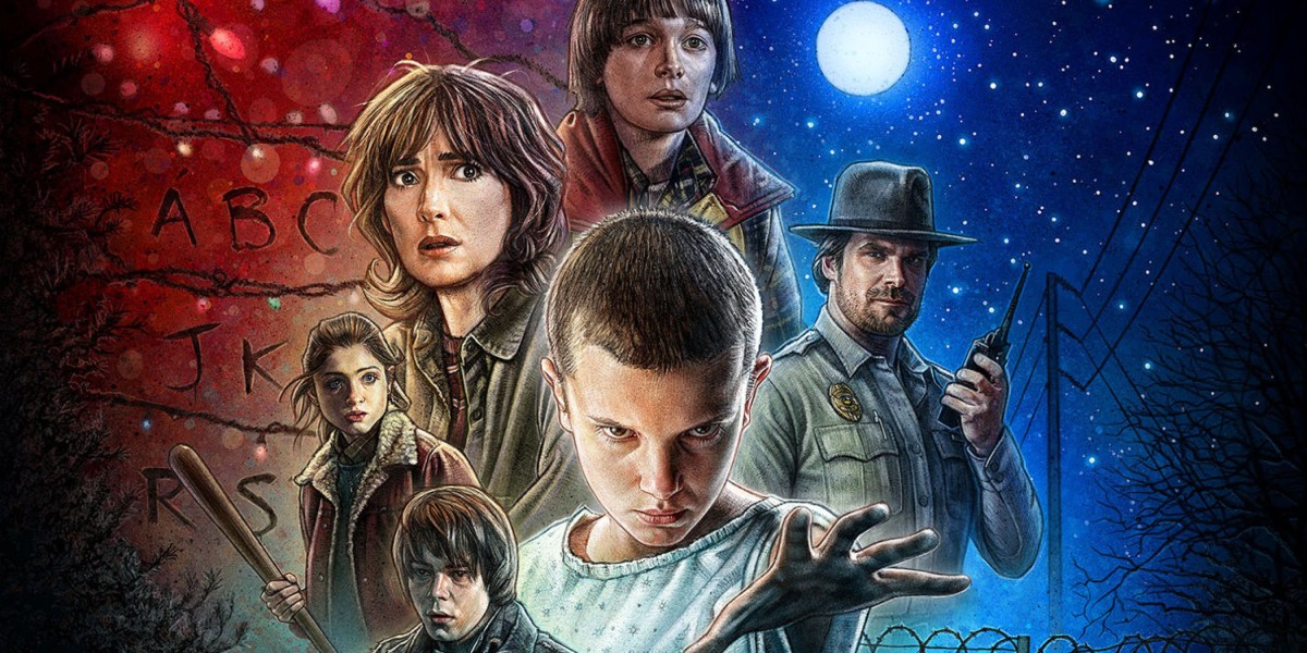 NYCC 2016: 'Stranger Things' Panel