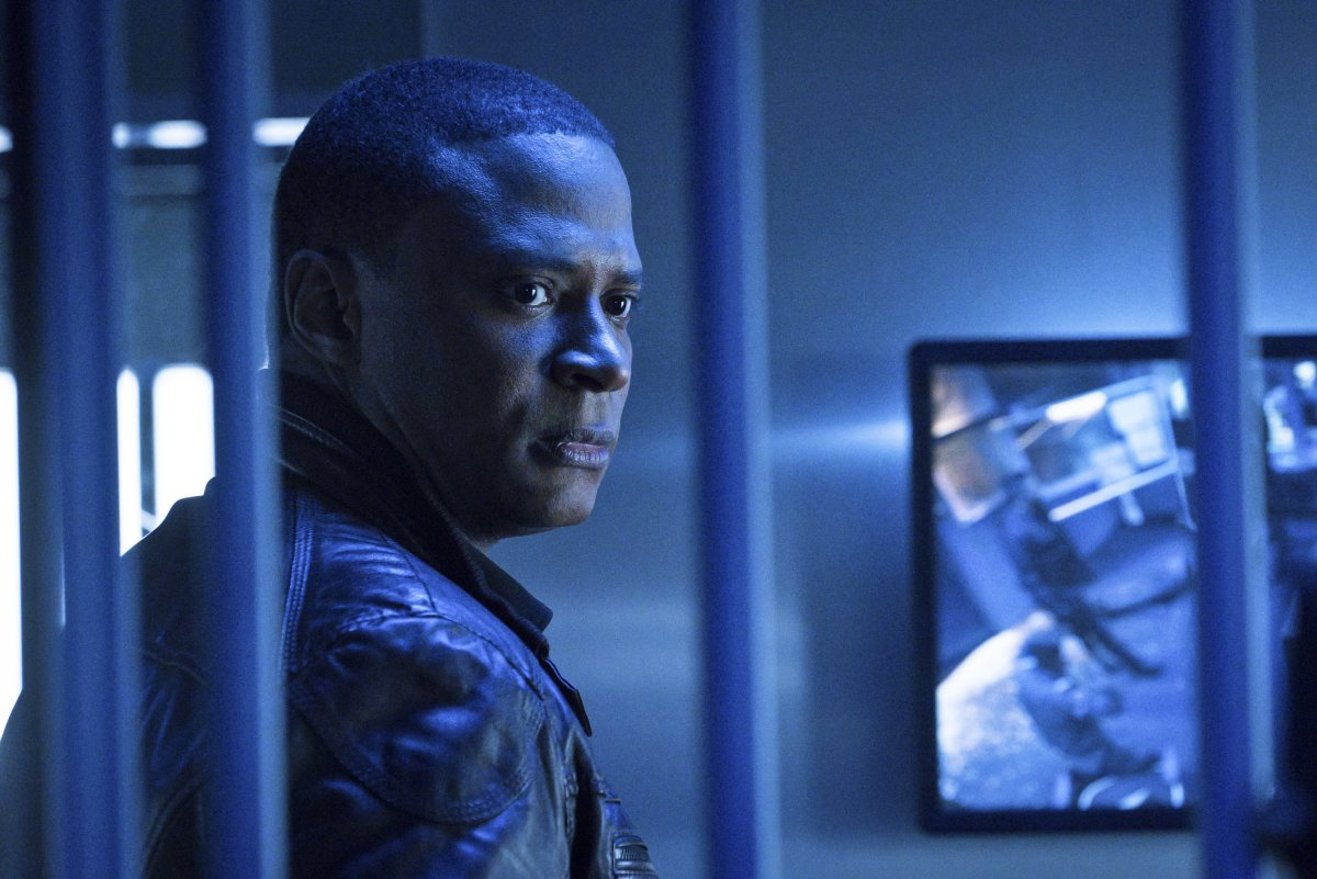 David Ramsey On Diggle's Reaction To Flashpoint Consequences