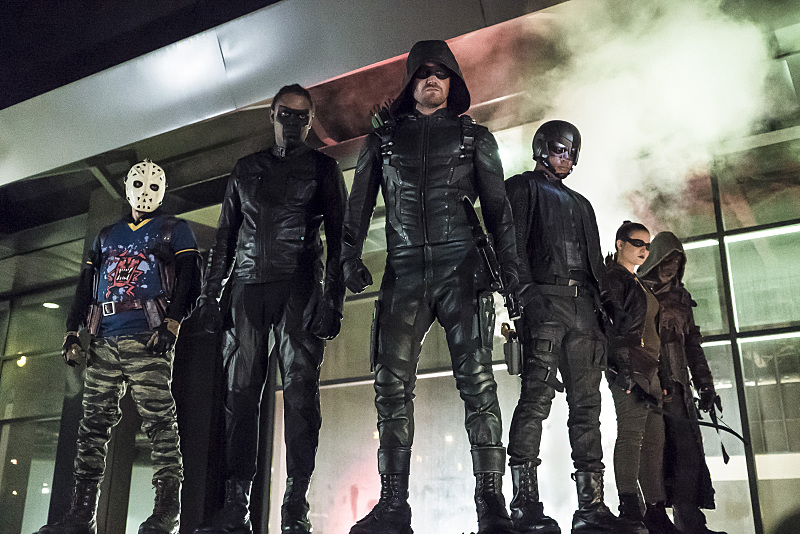 "'Arrow': ""So it Begins"" Spoiler Review"