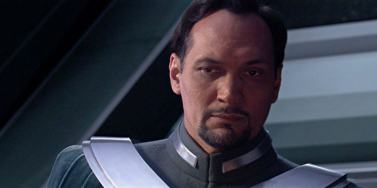 First Look at Jimmy Smits in 'Rogue One'