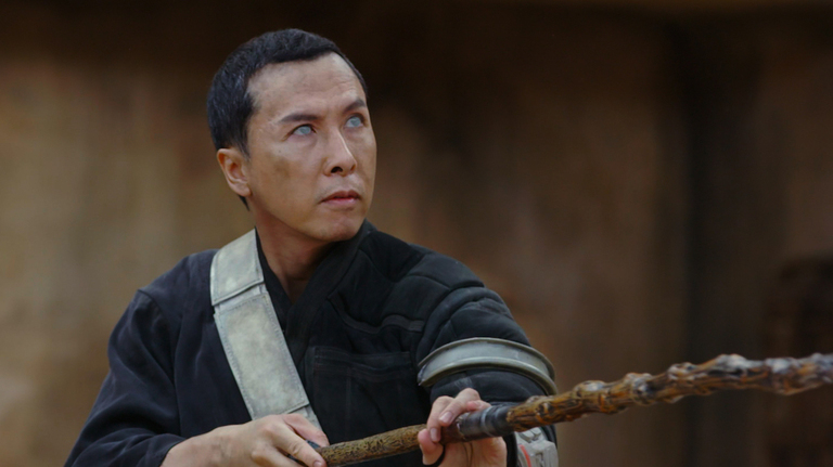 Donnie Yen Came Up With The Idea For His Character To Be Blind in 'Rogue One'