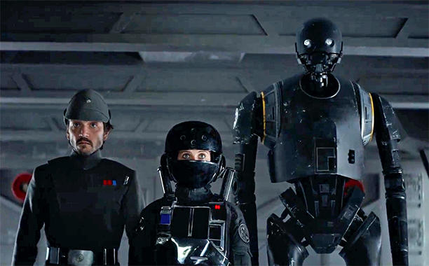 'Rogue One' TV Spot #7; Officially Rated PG-13