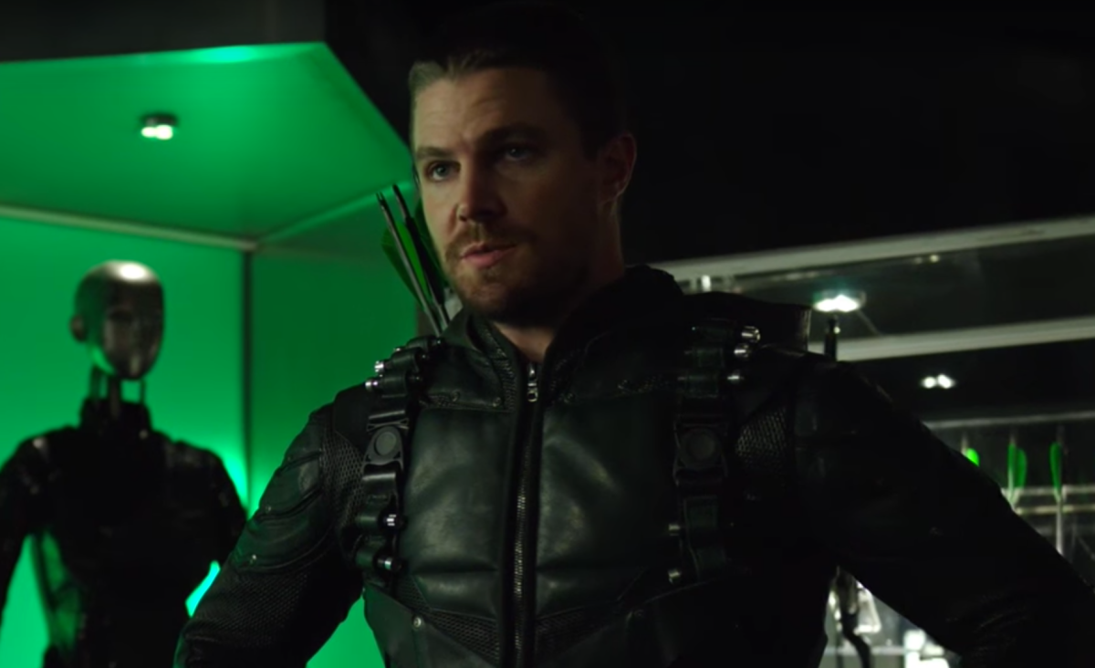 "'Arrow': ""So it Begins"" Clip; Producers Preview"