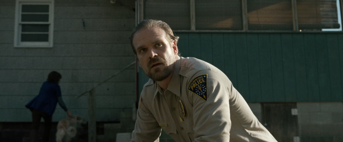 David Harbour Talks Chief Hopper; Teases Expansive 'Stranger Things 2' and Further Seasons To Come