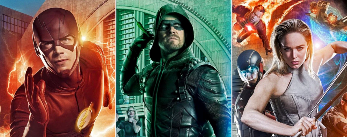 Arrowverse Four-Night Crossover Gets a New Teaser Plus NewPosters