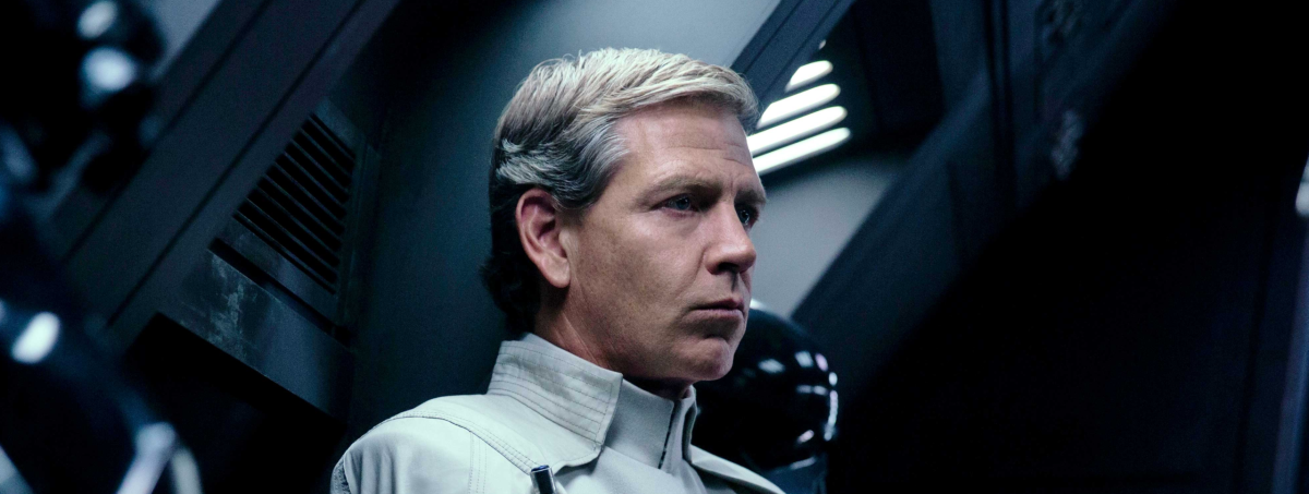 Ben Mendelsohn Talks Darth Vader and Krennic