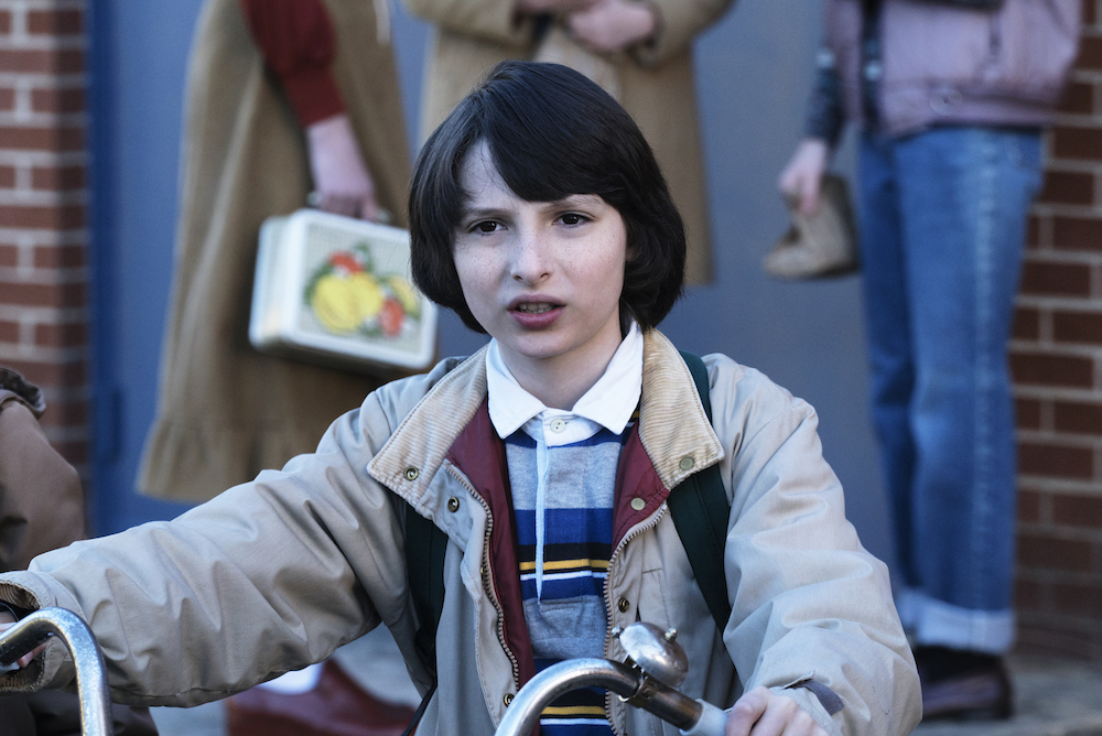 Finn Wolfhard Talks Staying Normal in the Face of Stardom, Mileven, andMore