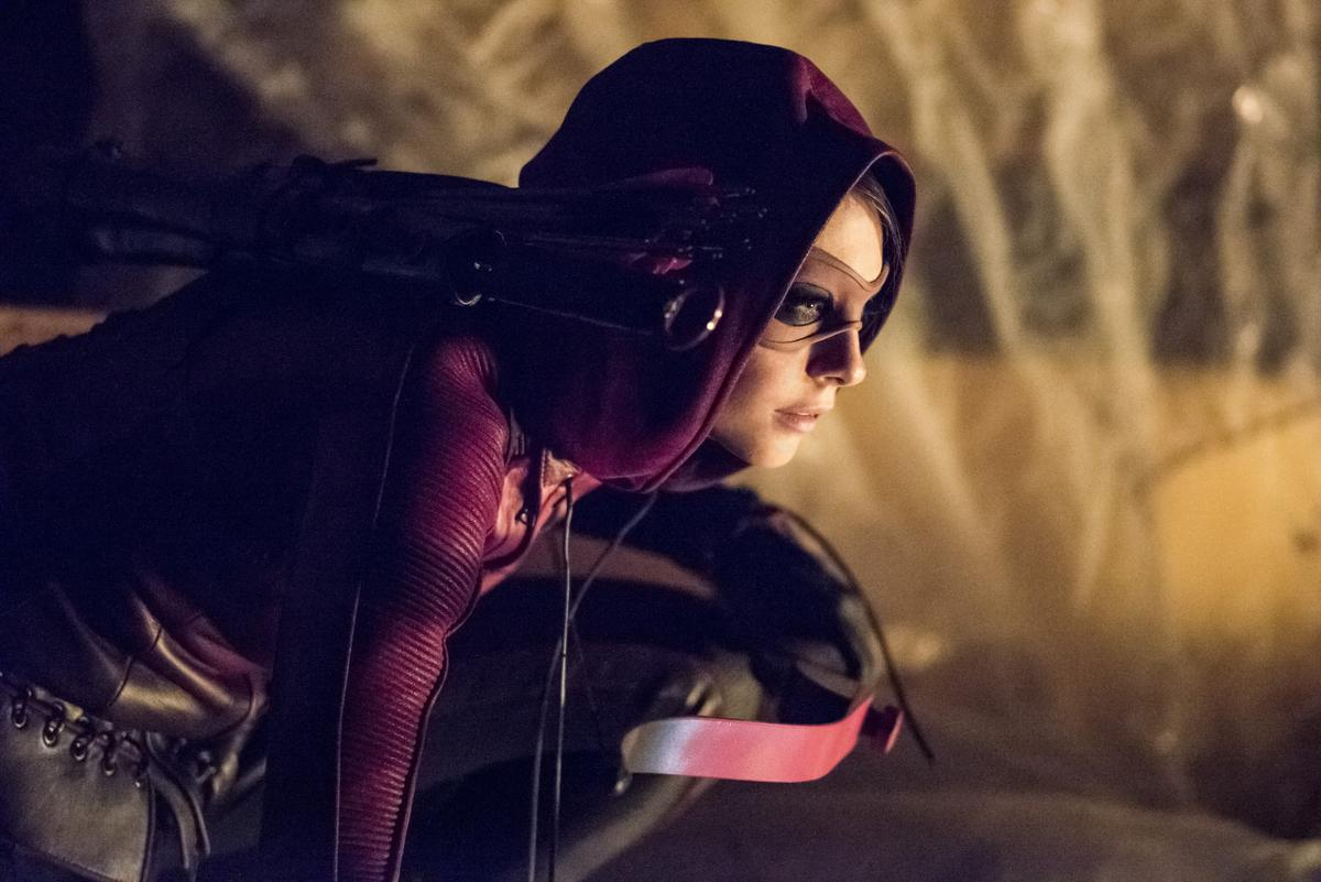 Willa Holland Teases The Return of Speedy on 'Arrow'