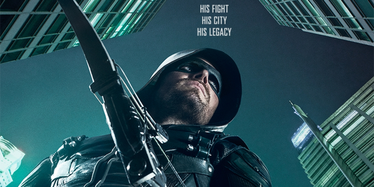 'Arrow' EP Reveals Season 5 Finale Details