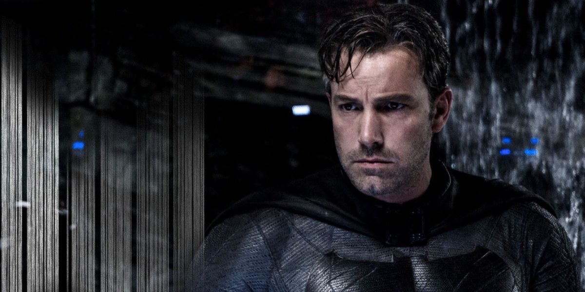 Ben Affleck is Taking His Time Writing Solo 'Batman' Feature