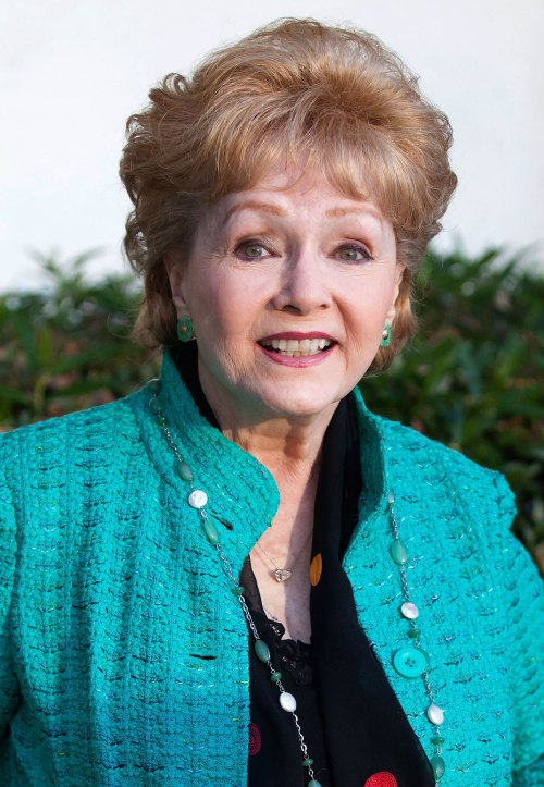 FILE: Debbie Reynolds Reportedly Hospitalized