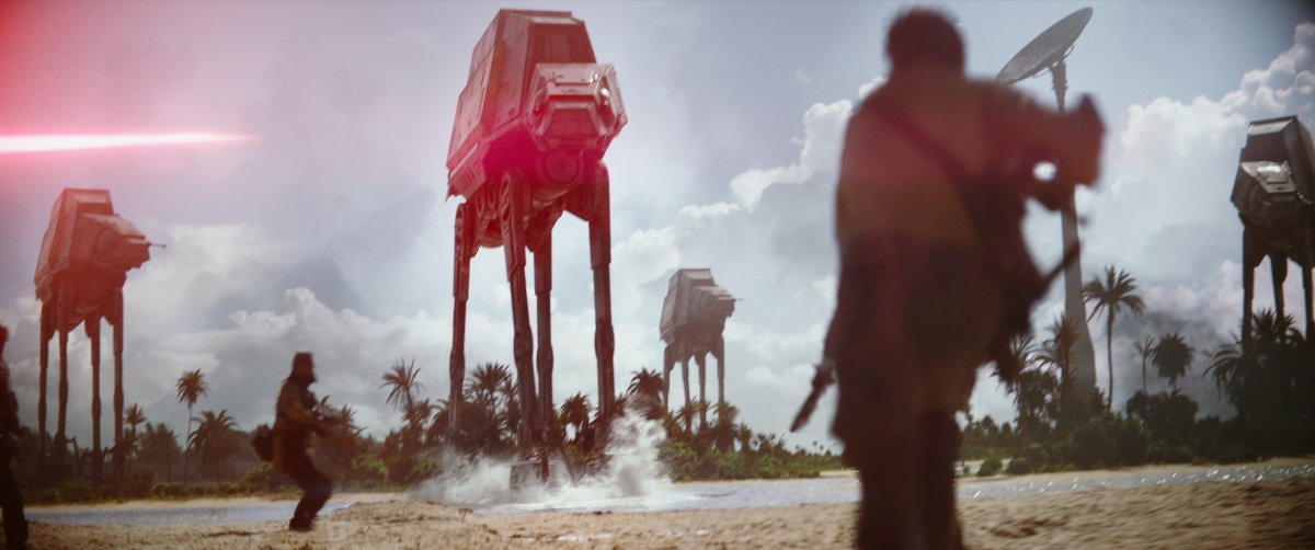 'Rogue One': International Trailer #4 Light's It Up