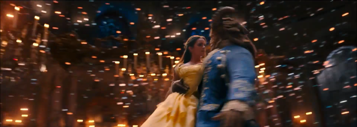 Latest 'Beauty and the Beast' TV Spot Shows the Beast's Charm
