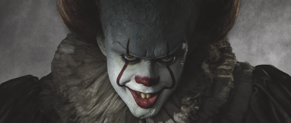 New Look at Pennywise From Andy Muschietti's 'IT' Remake