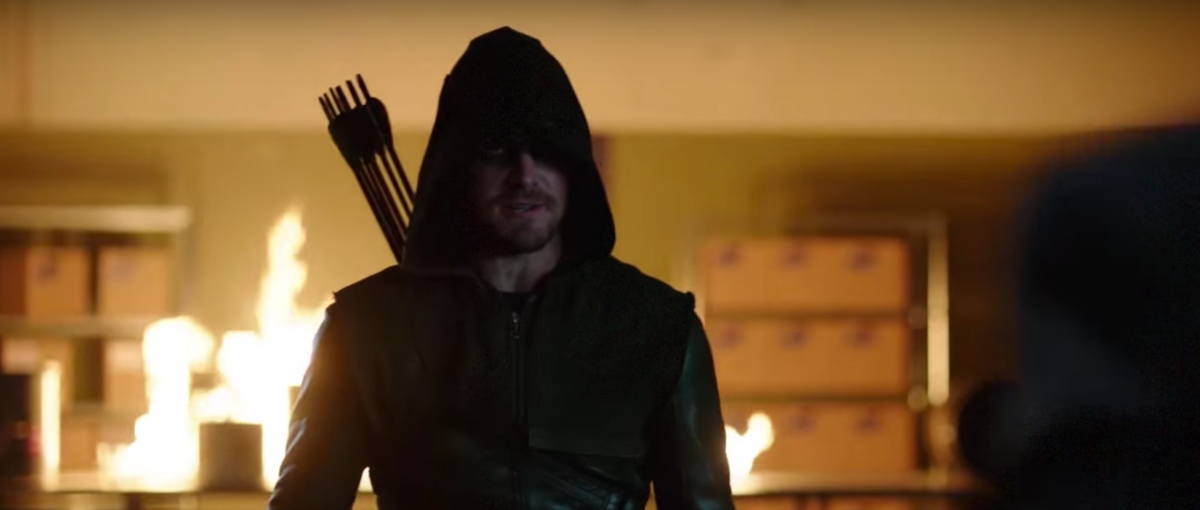 """'Arrow': """"What We Leave Behind"""" Clip; ProducersPreview"""