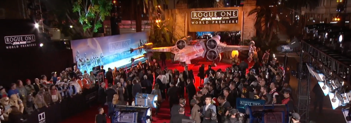 Reactions to 'Rogue One' Are OverwhelminglyPositive