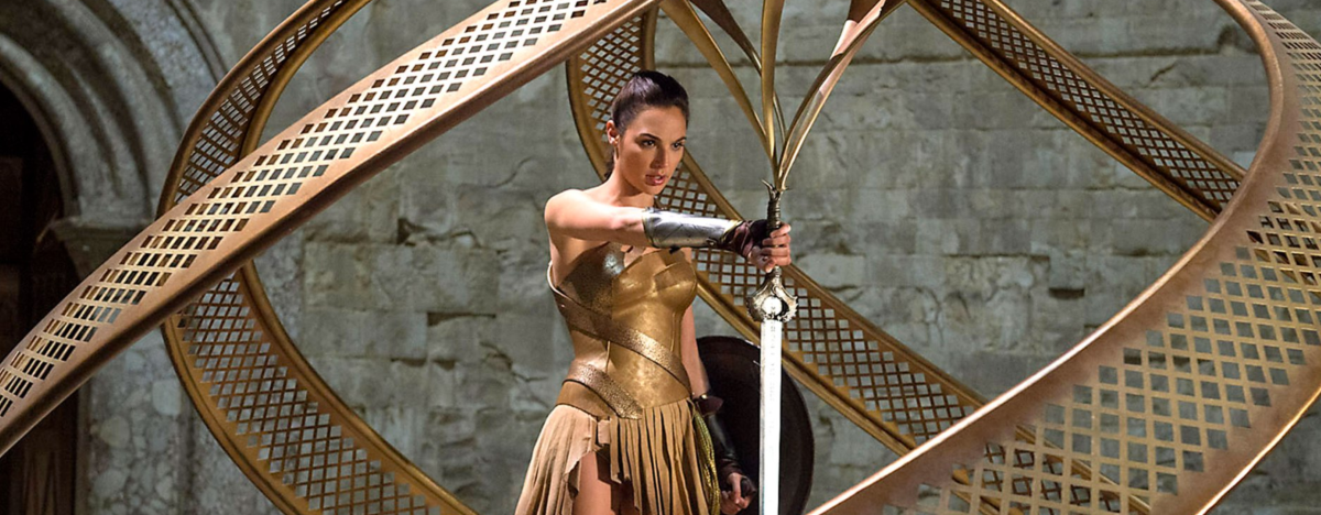 'Wonder Woman' Heeds The Call to Action in a New Photo
