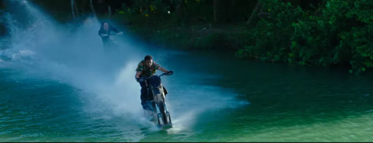 """'xXx: Return of Xander Cage': """"Motorcycle Chase""""Clip"""