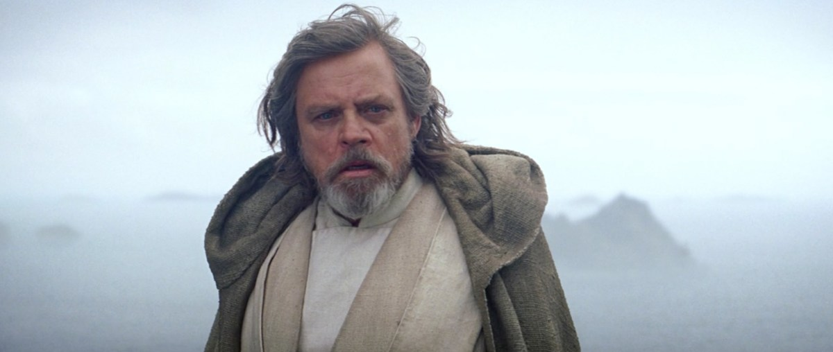 Rian Johnson Talks Luke and Rey in 'Star Wars: Episode VIII'