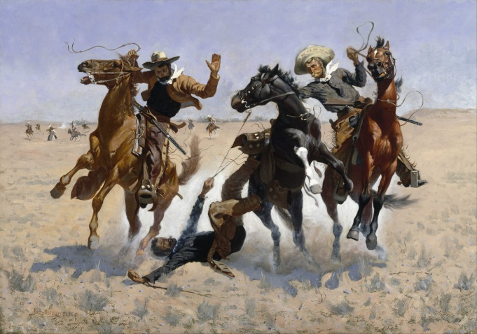 Frederic_Remington_-_Aiding_a_Comrade_-_Google_Art_Project.jpg